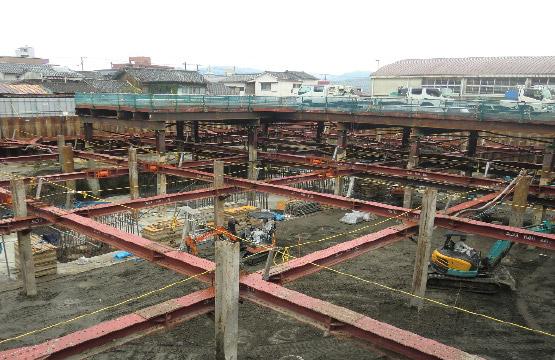 南海医療センター新築工事